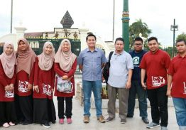 Kolej Universiti Islam Antarbangsa Selangor Malaysia Kunjungi IT Telkom Purwokerto