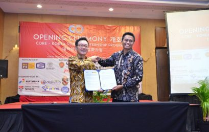 Rektor IT Telkom Tandatangani Mou Dengan Dong-A University Dan Catholic Of Korea University