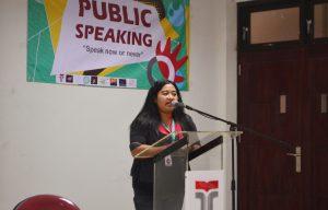 Public Speaking Speak Now or No